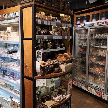 Магазин натуральных продуктов LavkaLavka